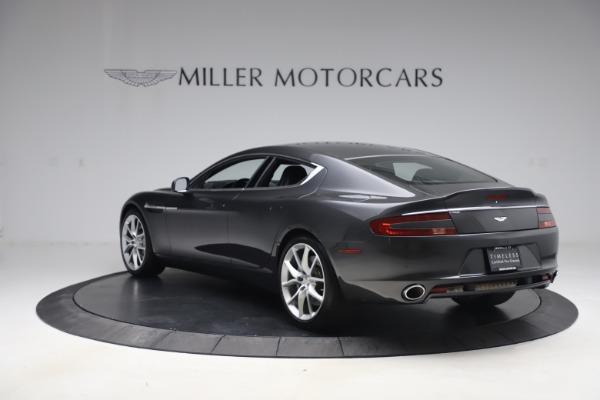 Used 2017 Aston Martin Rapide S Sedan for sale $135,900 at Alfa Romeo of Greenwich in Greenwich CT 06830 4