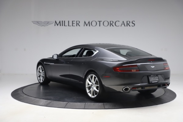 Used 2017 Aston Martin Rapide S for sale $135,900 at Alfa Romeo of Greenwich in Greenwich CT 06830 4