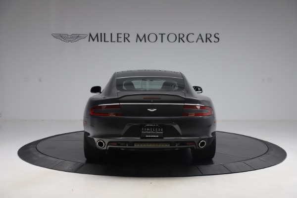 Used 2017 Aston Martin Rapide S for sale $135,900 at Alfa Romeo of Greenwich in Greenwich CT 06830 5