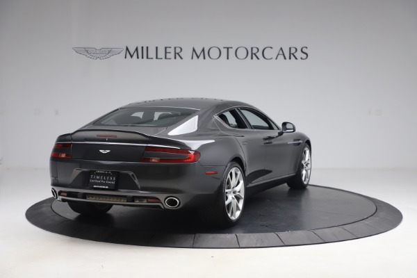 Used 2017 Aston Martin Rapide S for sale $135,900 at Alfa Romeo of Greenwich in Greenwich CT 06830 6