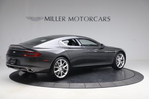 Used 2017 Aston Martin Rapide S Sedan for sale $135,900 at Alfa Romeo of Greenwich in Greenwich CT 06830 7