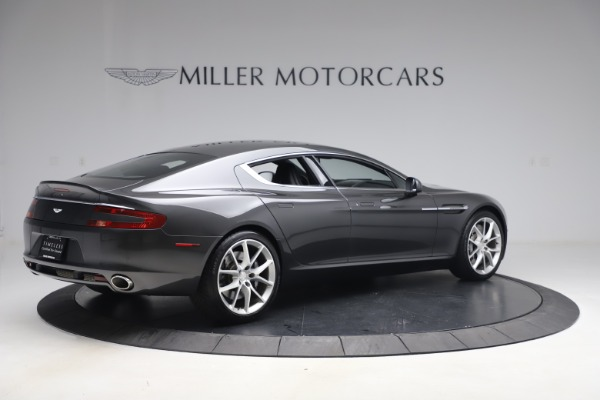 Used 2017 Aston Martin Rapide S for sale $135,900 at Alfa Romeo of Greenwich in Greenwich CT 06830 7