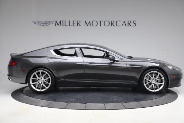 Used 2017 Aston Martin Rapide S Sedan for sale $135,900 at Alfa Romeo of Greenwich in Greenwich CT 06830 8
