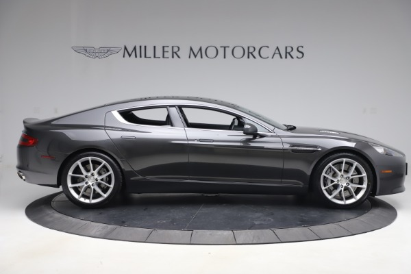 Used 2017 Aston Martin Rapide S for sale $135,900 at Alfa Romeo of Greenwich in Greenwich CT 06830 8