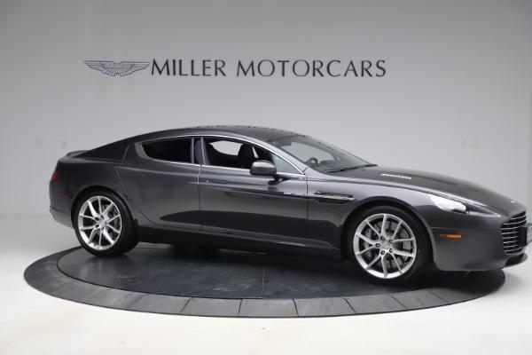 Used 2017 Aston Martin Rapide S Sedan for sale $135,900 at Alfa Romeo of Greenwich in Greenwich CT 06830 9
