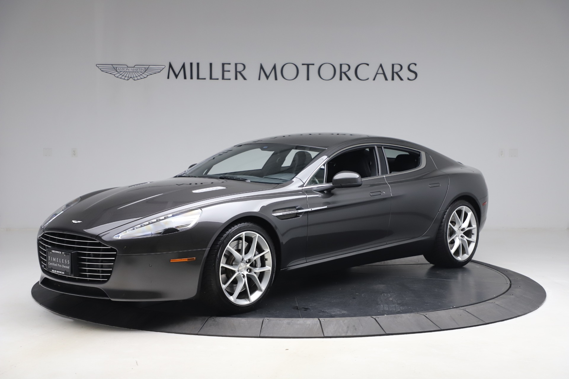 Used 2017 Aston Martin Rapide S for sale $135,900 at Alfa Romeo of Greenwich in Greenwich CT 06830 1