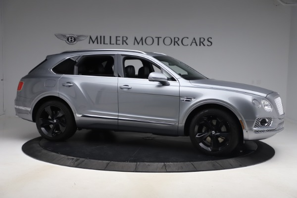 Used 2018 Bentley Bentayga W12 Signature for sale $154,900 at Alfa Romeo of Greenwich in Greenwich CT 06830 11