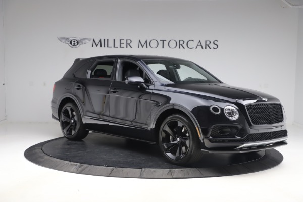 Used 2018 Bentley Bentayga Black Edition for sale $169,900 at Alfa Romeo of Greenwich in Greenwich CT 06830 11