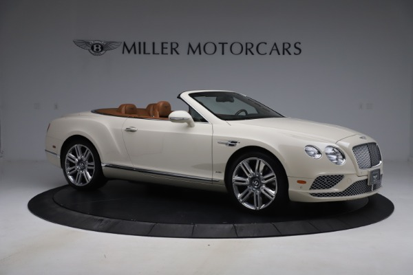 Used 2017 Bentley Continental GT W12 for sale $159,900 at Alfa Romeo of Greenwich in Greenwich CT 06830 10