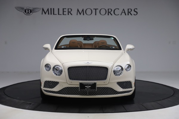 Used 2017 Bentley Continental GT W12 for sale $159,900 at Alfa Romeo of Greenwich in Greenwich CT 06830 12