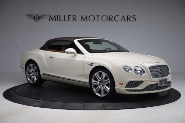 Used 2017 Bentley Continental GT W12 for sale $159,900 at Alfa Romeo of Greenwich in Greenwich CT 06830 19