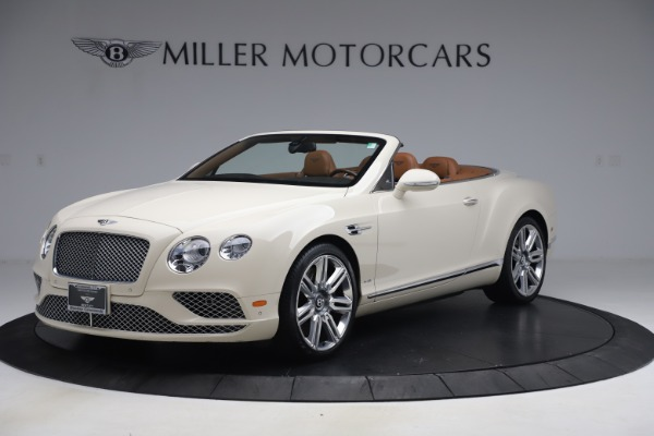 Used 2017 Bentley Continental GT W12 for sale $159,900 at Alfa Romeo of Greenwich in Greenwich CT 06830 2