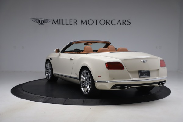 Used 2017 Bentley Continental GT W12 for sale $159,900 at Alfa Romeo of Greenwich in Greenwich CT 06830 5