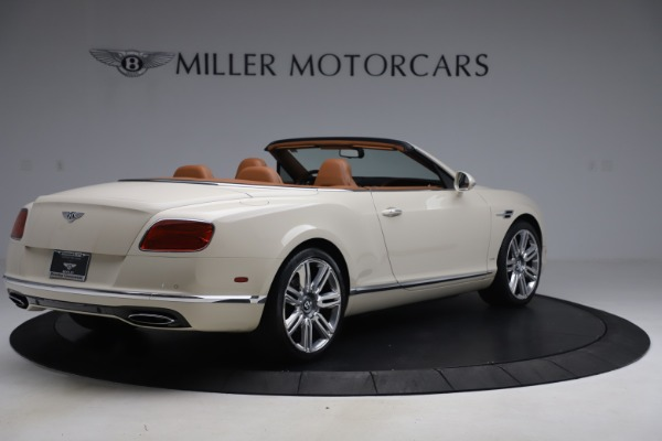 Used 2017 Bentley Continental GT W12 for sale $159,900 at Alfa Romeo of Greenwich in Greenwich CT 06830 8