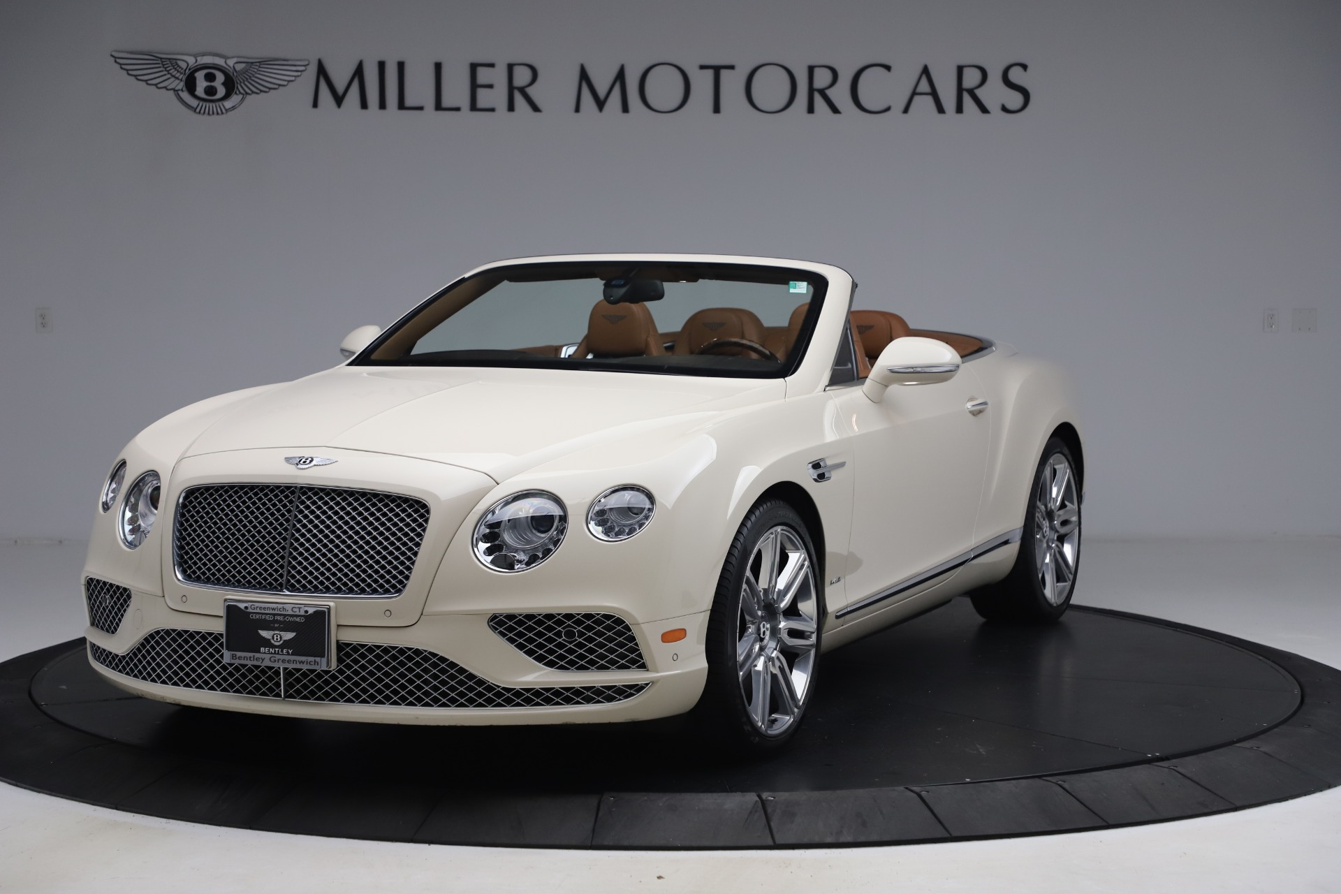 Used 2017 Bentley Continental GT W12 for sale $159,900 at Alfa Romeo of Greenwich in Greenwich CT 06830 1
