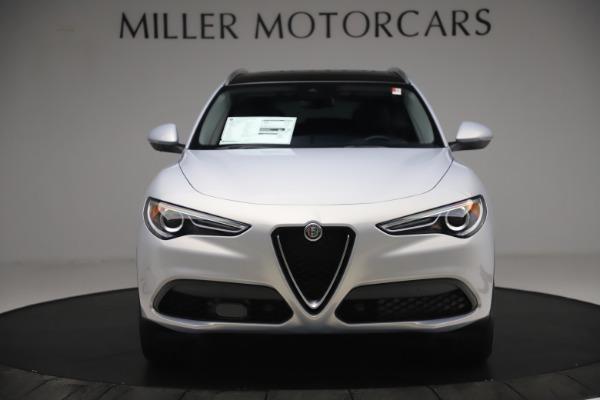 New 2020 Alfa Romeo Stelvio Q4 for sale Sold at Alfa Romeo of Greenwich in Greenwich CT 06830 12