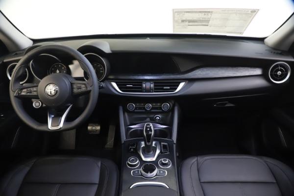 New 2020 Alfa Romeo Stelvio Q4 for sale Sold at Alfa Romeo of Greenwich in Greenwich CT 06830 16