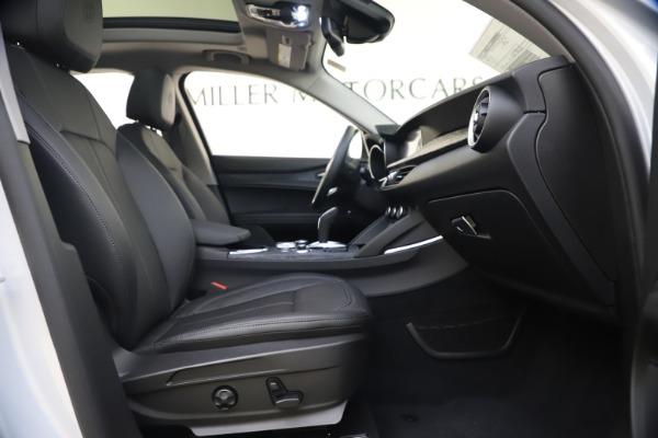New 2020 Alfa Romeo Stelvio Q4 for sale Sold at Alfa Romeo of Greenwich in Greenwich CT 06830 23