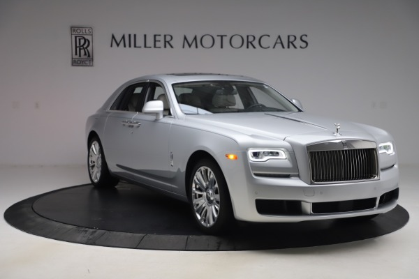 Used 2018 Rolls-Royce Ghost for sale $249,900 at Alfa Romeo of Greenwich in Greenwich CT 06830 12