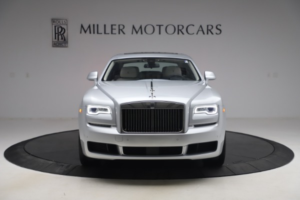 Used 2018 Rolls-Royce Ghost for sale $249,900 at Alfa Romeo of Greenwich in Greenwich CT 06830 3