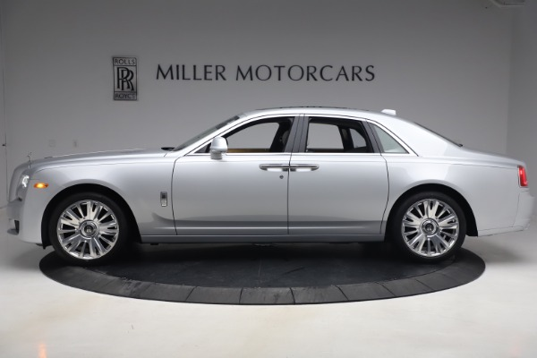 Used 2018 Rolls-Royce Ghost for sale $249,900 at Alfa Romeo of Greenwich in Greenwich CT 06830 4