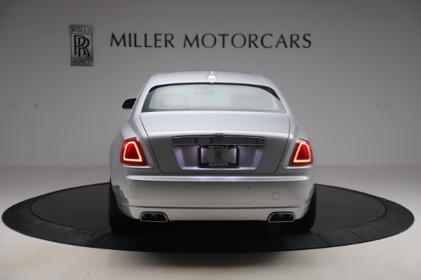 Used 2018 Rolls-Royce Ghost for sale $249,900 at Alfa Romeo of Greenwich in Greenwich CT 06830 7