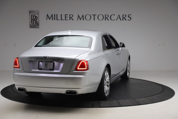 Used 2018 Rolls-Royce Ghost for sale $249,900 at Alfa Romeo of Greenwich in Greenwich CT 06830 8