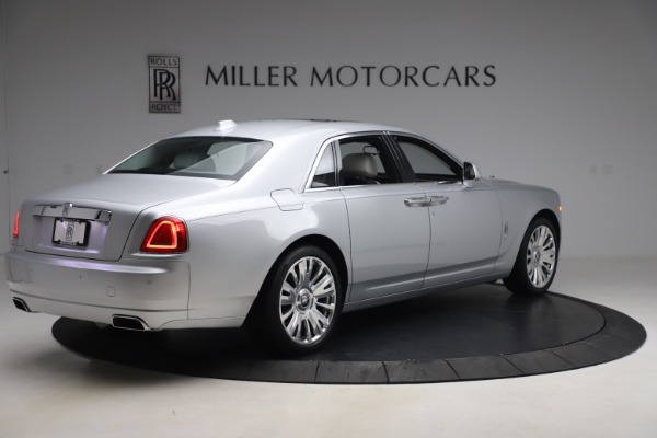 Used 2018 Rolls-Royce Ghost for sale $249,900 at Alfa Romeo of Greenwich in Greenwich CT 06830 9