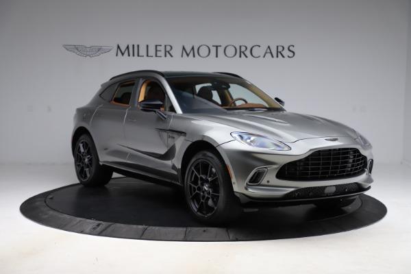New 2021 Aston Martin DBX for sale $226,136 at Alfa Romeo of Greenwich in Greenwich CT 06830 10