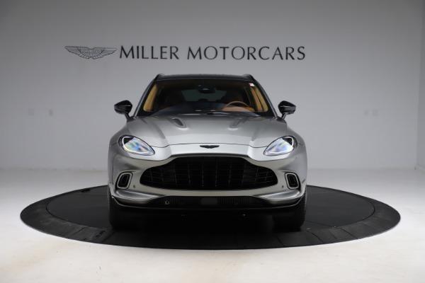 New 2021 Aston Martin DBX for sale $226,136 at Alfa Romeo of Greenwich in Greenwich CT 06830 11