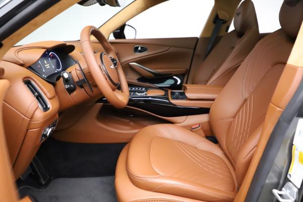 New 2021 Aston Martin DBX for sale $226,136 at Alfa Romeo of Greenwich in Greenwich CT 06830 12