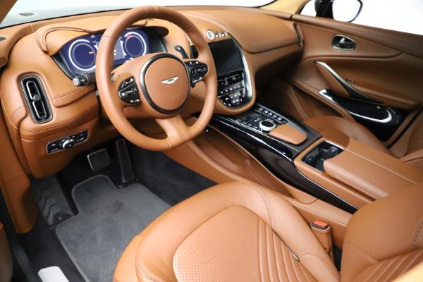 New 2021 Aston Martin DBX for sale $226,136 at Alfa Romeo of Greenwich in Greenwich CT 06830 13