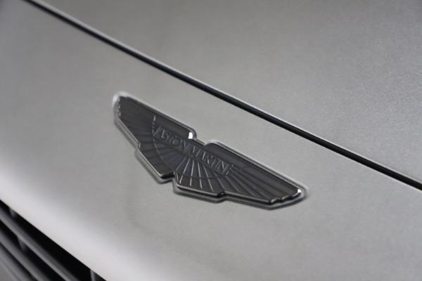 New 2021 Aston Martin DBX for sale $226,136 at Alfa Romeo of Greenwich in Greenwich CT 06830 21