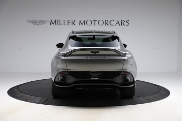 New 2021 Aston Martin DBX for sale $226,136 at Alfa Romeo of Greenwich in Greenwich CT 06830 5