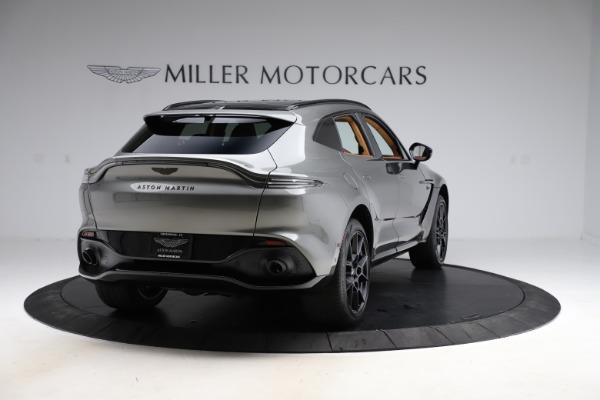New 2021 Aston Martin DBX for sale $226,136 at Alfa Romeo of Greenwich in Greenwich CT 06830 6