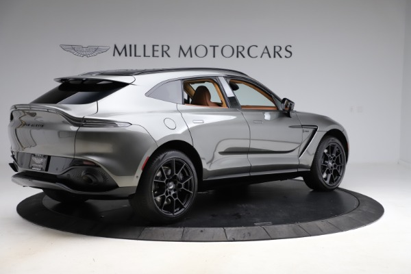New 2021 Aston Martin DBX for sale $226,136 at Alfa Romeo of Greenwich in Greenwich CT 06830 7