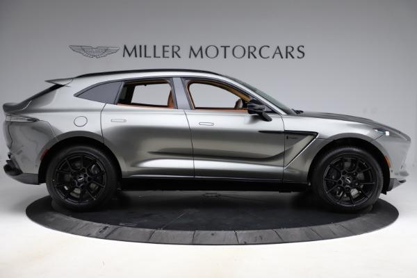 New 2021 Aston Martin DBX for sale $226,136 at Alfa Romeo of Greenwich in Greenwich CT 06830 8