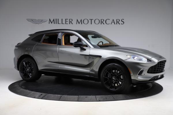 New 2021 Aston Martin DBX for sale $226,136 at Alfa Romeo of Greenwich in Greenwich CT 06830 9