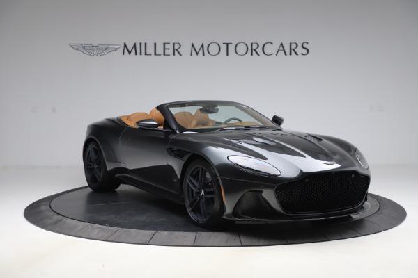 New 2021 Aston Martin DBS Superleggera Volante Convertible for sale $402,786 at Alfa Romeo of Greenwich in Greenwich CT 06830 10