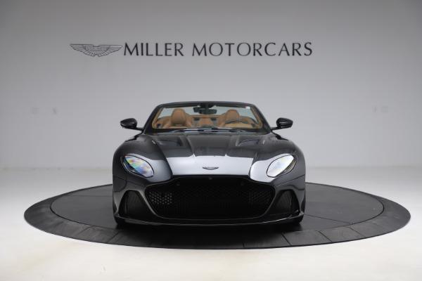 New 2021 Aston Martin DBS Superleggera Volante Convertible for sale $402,786 at Alfa Romeo of Greenwich in Greenwich CT 06830 11