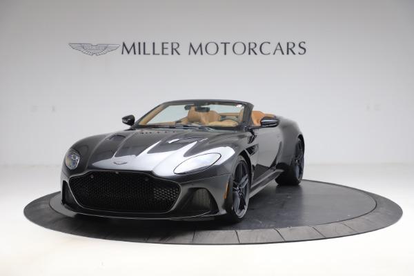 New 2021 Aston Martin DBS Superleggera Volante Convertible for sale $402,786 at Alfa Romeo of Greenwich in Greenwich CT 06830 12