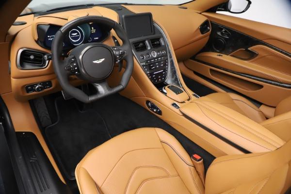 New 2021 Aston Martin DBS Superleggera Volante Convertible for sale $402,786 at Alfa Romeo of Greenwich in Greenwich CT 06830 13