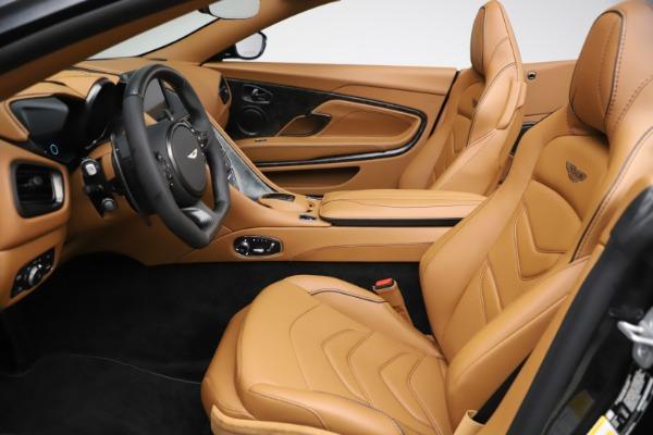 New 2021 Aston Martin DBS Superleggera Volante Convertible for sale $402,786 at Alfa Romeo of Greenwich in Greenwich CT 06830 14