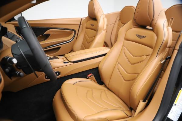 New 2021 Aston Martin DBS Superleggera Volante Convertible for sale $402,786 at Alfa Romeo of Greenwich in Greenwich CT 06830 15