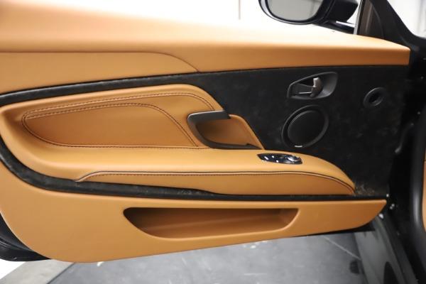 New 2021 Aston Martin DBS Superleggera Volante Convertible for sale $402,786 at Alfa Romeo of Greenwich in Greenwich CT 06830 16