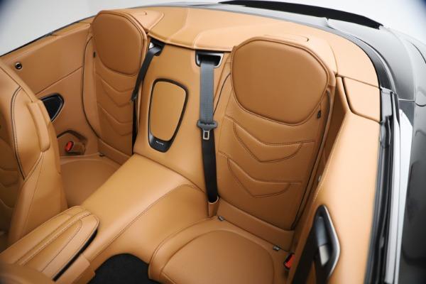 New 2021 Aston Martin DBS Superleggera Volante Convertible for sale $402,786 at Alfa Romeo of Greenwich in Greenwich CT 06830 17