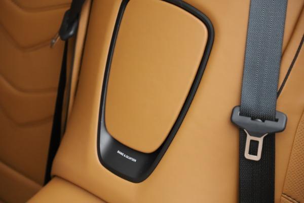 New 2021 Aston Martin DBS Superleggera Volante Convertible for sale $402,786 at Alfa Romeo of Greenwich in Greenwich CT 06830 18