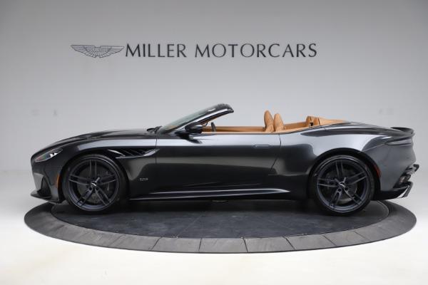 New 2021 Aston Martin DBS Superleggera Volante Convertible for sale $402,786 at Alfa Romeo of Greenwich in Greenwich CT 06830 2