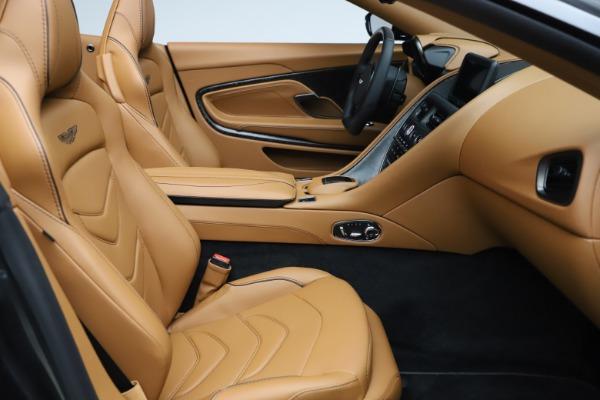New 2021 Aston Martin DBS Superleggera Volante Convertible for sale $402,786 at Alfa Romeo of Greenwich in Greenwich CT 06830 22