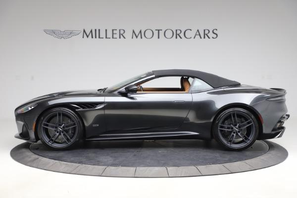 New 2021 Aston Martin DBS Superleggera Volante Convertible for sale $402,786 at Alfa Romeo of Greenwich in Greenwich CT 06830 26